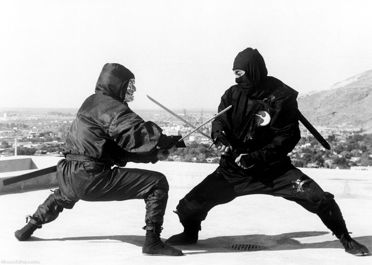 Sho Kosugi is one of the most well recognized actors when it comes to ninja cinema. Here he squares off with the mystery ninja who murdered his clan in the film Revenge of the Ninja