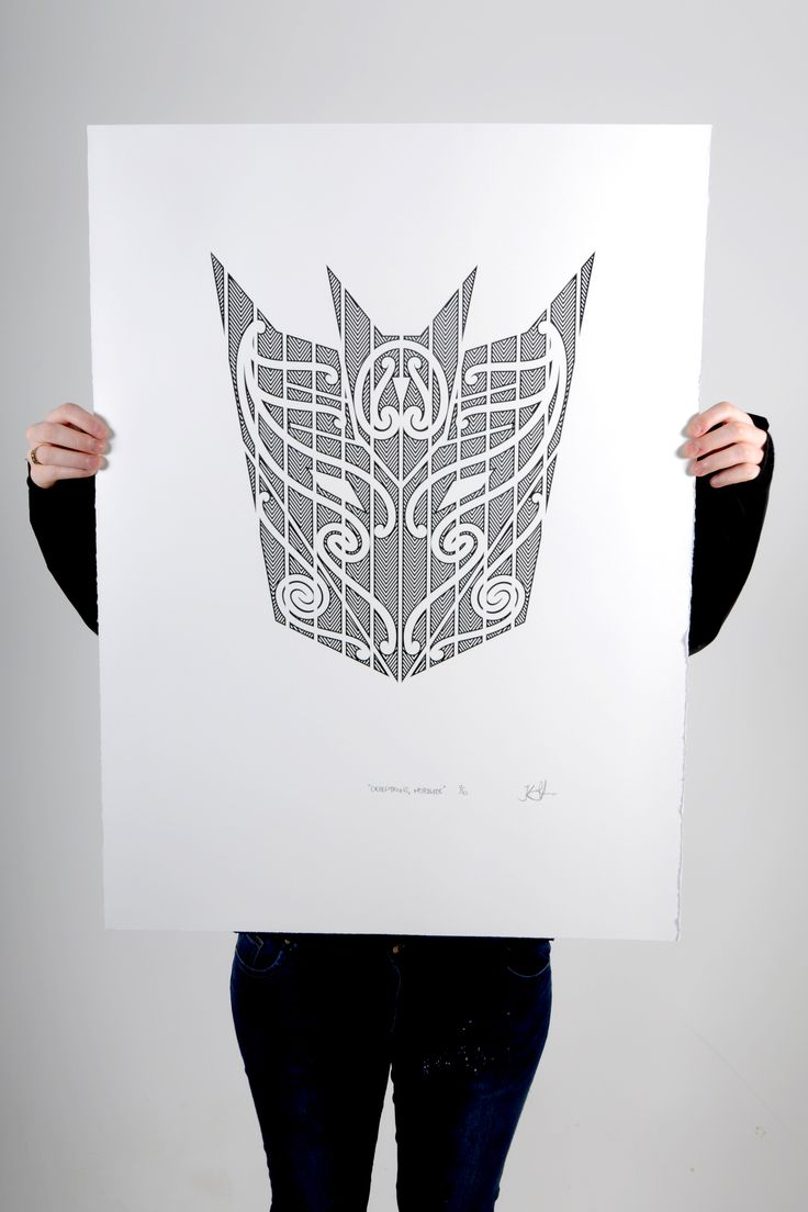 """Decepticons, mobilize!"" Black screen print on 100% cotton 300gsm Pescia paper Paper size 56x76cm Edition of 10 and 1 artist proof"