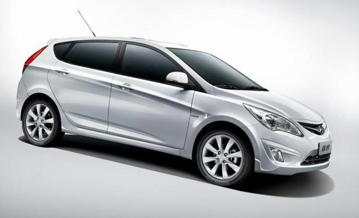 Hyundai Accent Hatchback sale - http://autotras.com