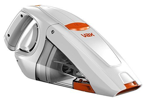 Vax H85-GA-B10 Gator Cordless Handheld Vacuum Cleaner 0.3 L  White/Orange Vax H85 GA B10 Cordless Handheld Cleaner belongs to best selling products online in Kitchen category in UK. Click below to see its Availability and Price in your country.