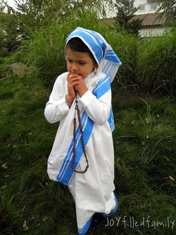 All Saints' Day Costume - Bl. Mother Teresa