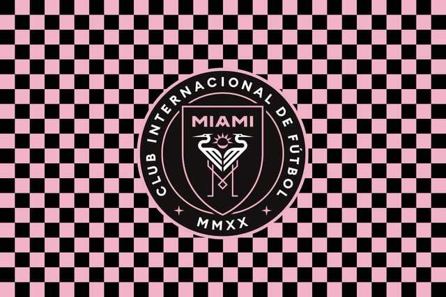 Inter Miami Cf Sports Flags Mls Teams Miami