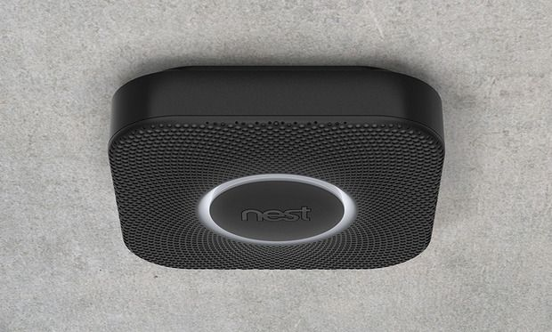 Nest Protect smart smoke and carbon monoxide alarm