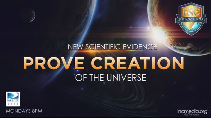 NEW SCIENTIFIC EVIDENCE PROVE CREATION OF THE UNIVERSE – There are people who do not believe in God citing their loyalty to science for their atheism. But what do we make of recent findings, which have led some scientists to conclude that these provide scientific evidence for the existence of God?