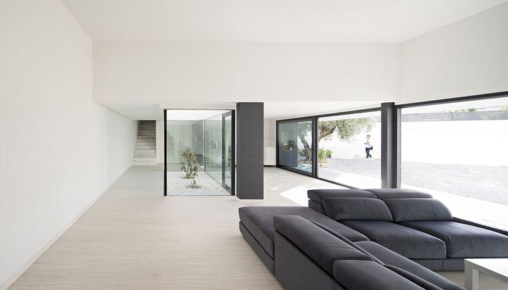 Gallery of Single Family House with Garden / DTR_Studio Arquitectos - 5