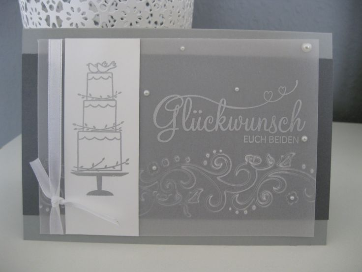 stampin up wedding perfect day hochzeitskarte hochzeit perfekter tag stampin up pinterest. Black Bedroom Furniture Sets. Home Design Ideas
