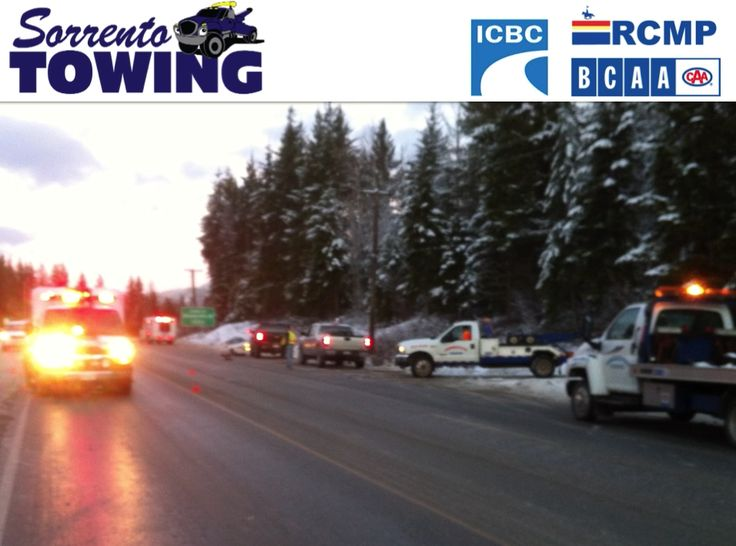 Visit us at http://sorrentotowing.ca/ for more great towing tips. In regards to the RCMP.  We have their contract as well.  So within our coverage area with them, if they pull you over or they have found a stolen vehicle or need any help.  Generally they give us a shout, and we come down there.  We can impound for them, a VI certified lot.  And you know, if there is a road check, there going to stop vehicles, we are the guys that take the vehicles back to the compound and lock