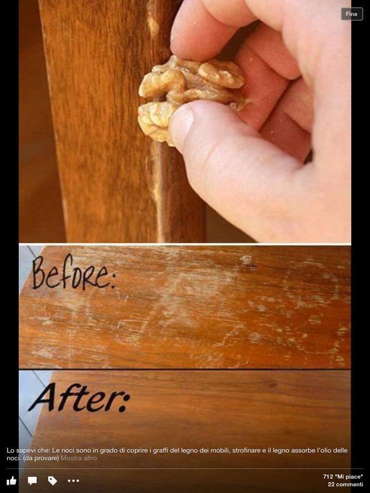 Rinnovare il legno