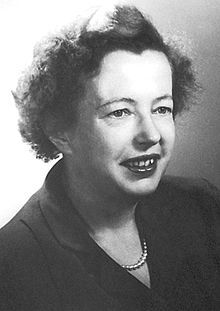 Maria Goeppert Mayer (June 28, 1906 – February 20, 1972) was a German-born American theoretical physicist, and Nobel laureate in Physics for proposing the nuclear shell model of the atomic nucleus. She was the second female Nobel laureate in physics, after Marie Curie.