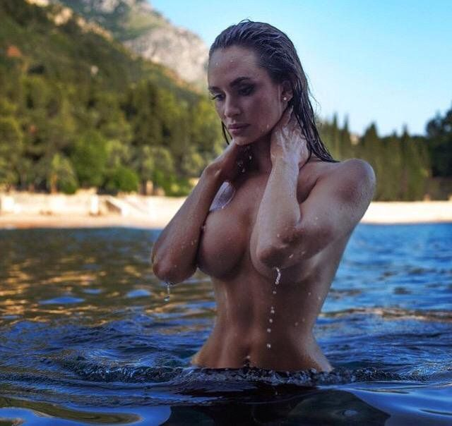 Nude girls with big tits abs this intelligible
