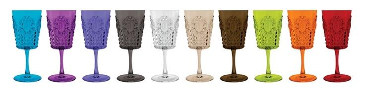 kAJI presents Baci Wine Glasses