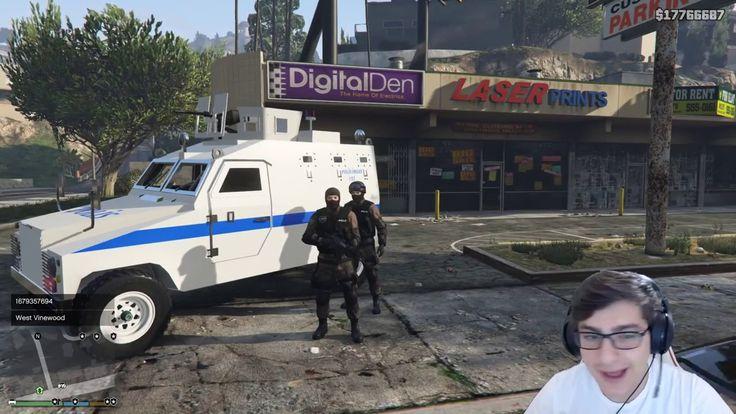 GTA V Modları TÜRK POLİS ÖZEL HAREKAT MODU  Burak Oyunda
