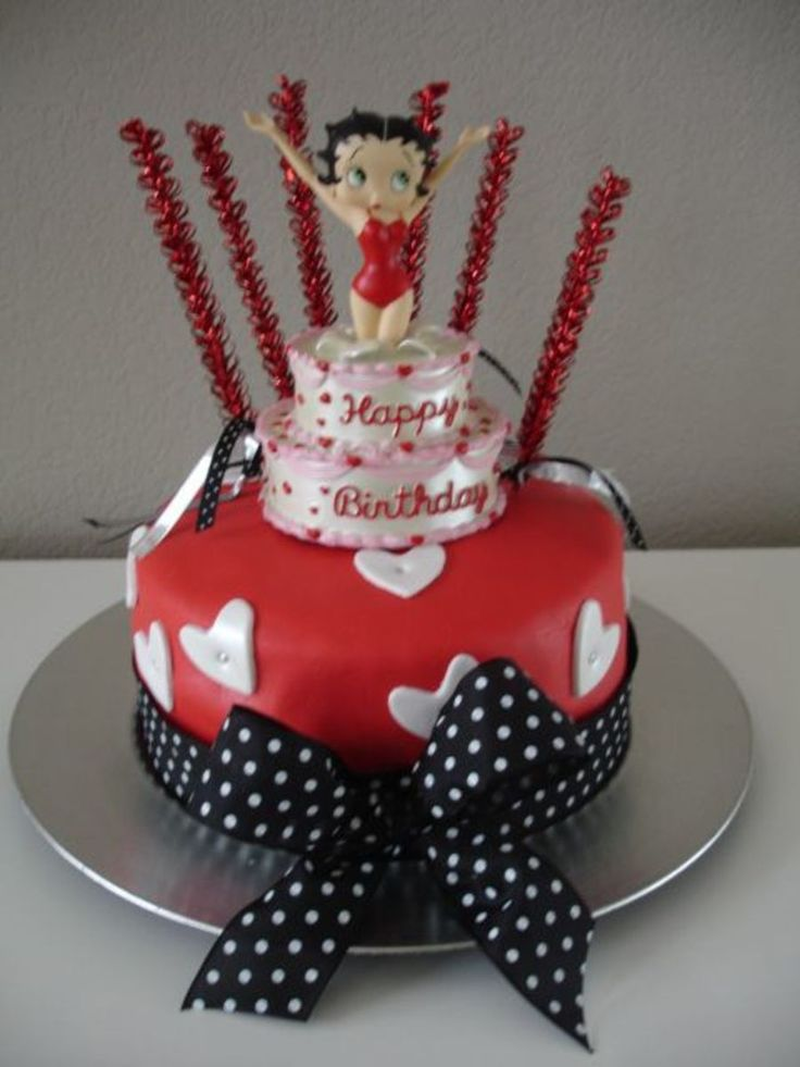 113 Best Images About Fiesta Tematica Betty Boop On