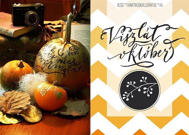 The Fanatic Calligrapher: Halloween decorations