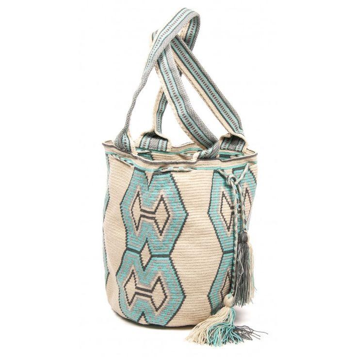 2 Asas - Bolso Wayuu