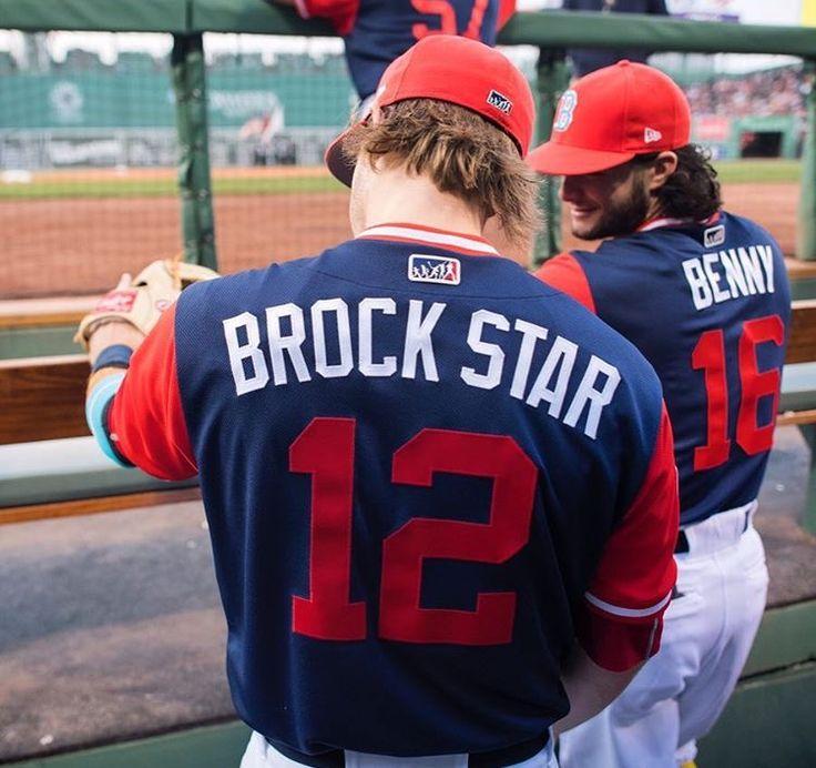 BROCK STAR AND BENNY