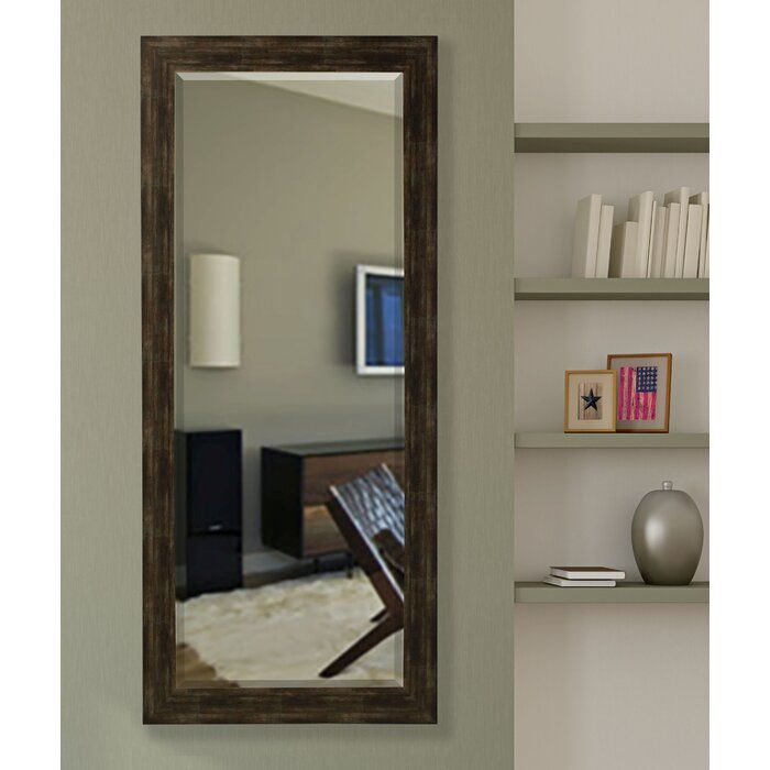 Trent Austin Design Tarpon Classic Extra Tall Accent Mirror Reviews Wayfair Body Mirror Floor Mirror Mirror Wall