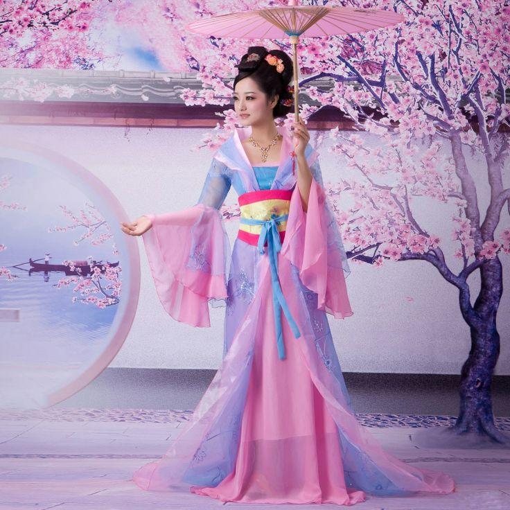 Beautiful Women Kimono Fashion
