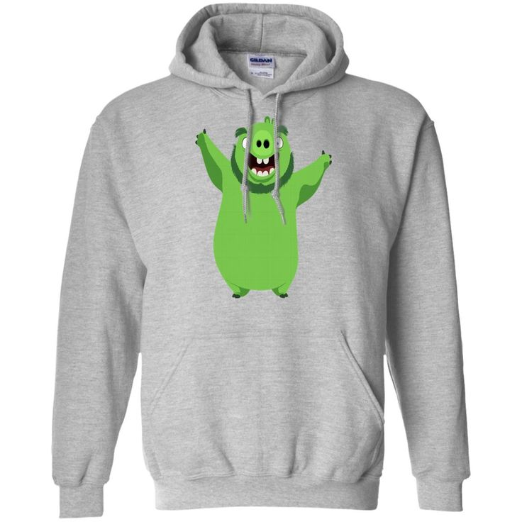 Buy now: ANGRY BIRD PIG  G... Check it out here! http://toxym.com/products/angry-bird-pig-g185-gildan-pullover-hoodie-8-oz?utm_campaign=social_autopilot&utm_source=pin&utm_medium=pin