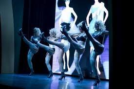 Burlesque at El Molino