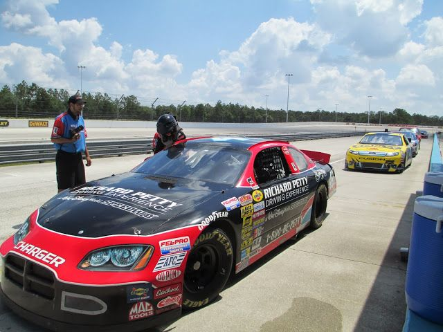 Richard Petty Junior Driving Experience with a racecar, Lamborghini, Porsche. Things to do in Orlando