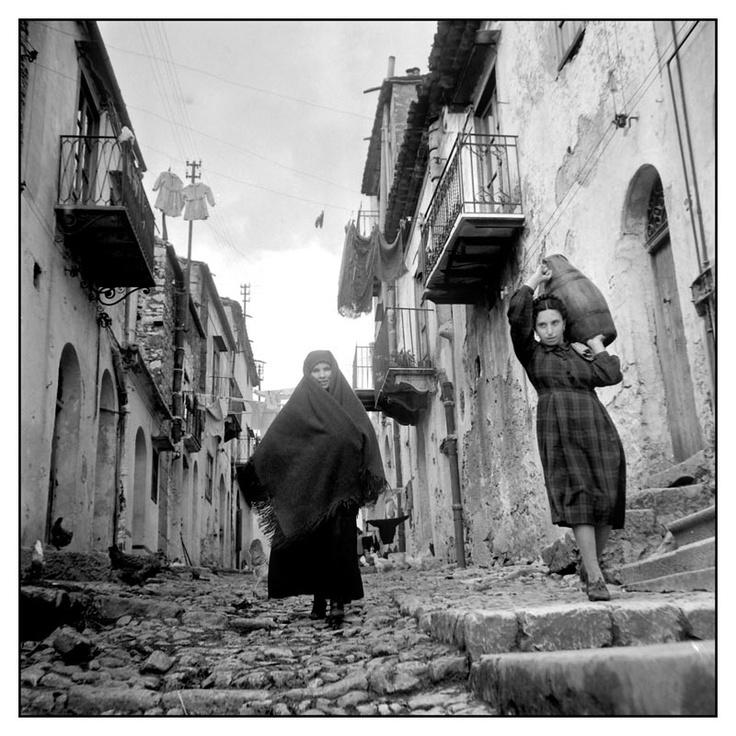 Pio La Torre - Condizioni di vita nel dopoguerra