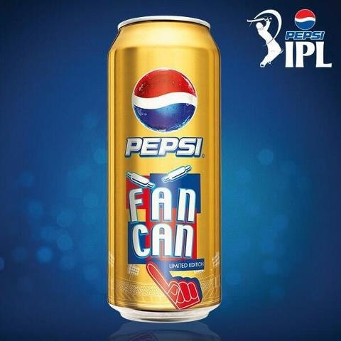 Just for the biggest fans of Pepsi IPL! #PepsiIPLVIPBoxRace Enter code - Limited Edition