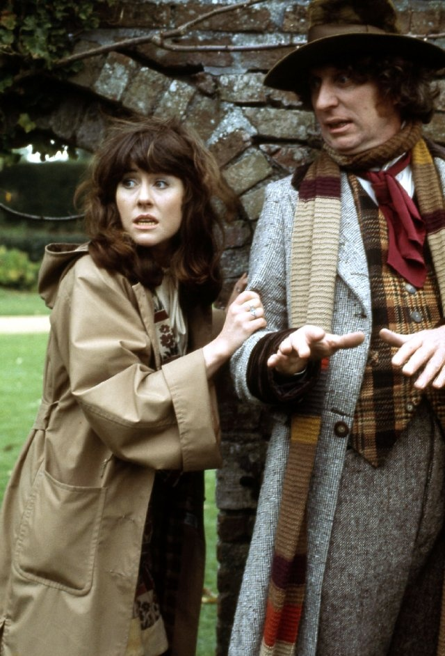 The Doctor, Sarah Jane Smith seeds of doom. Another for 2016