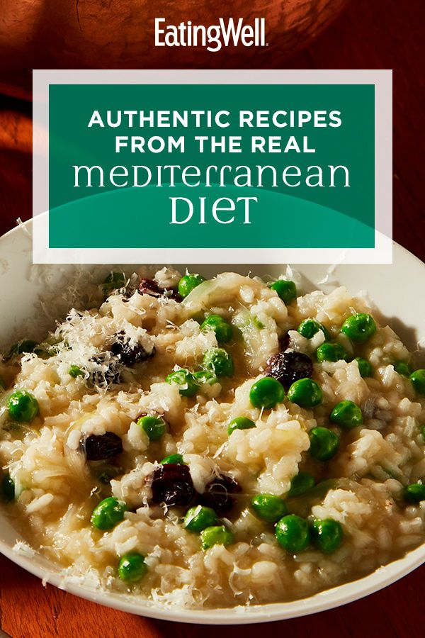 Authentic Recipes From The Real Mediterranean Diet Authentic Recipes Mediterranean Recipes Mediterranean Diet Recipes