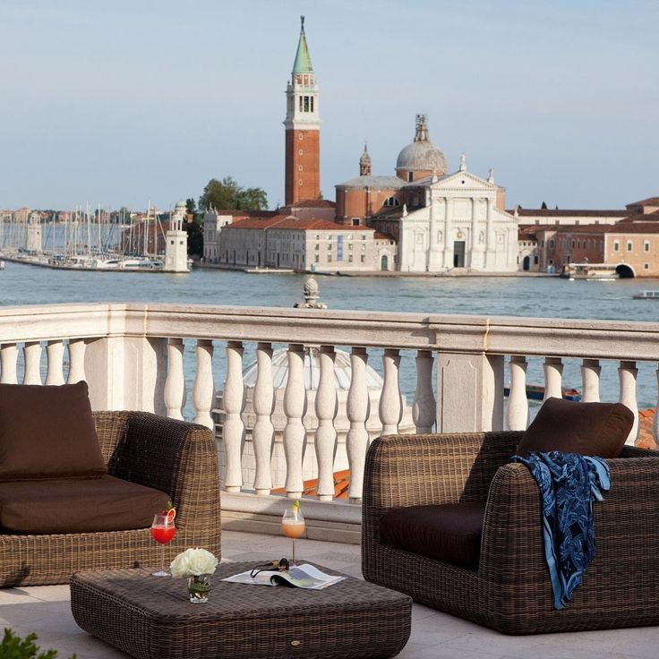 Hotels with balconies: Luna Hotel Baglioni, Venice, Italy