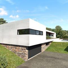 Casas de estilo moderno por ARRIVETZ & BELLE