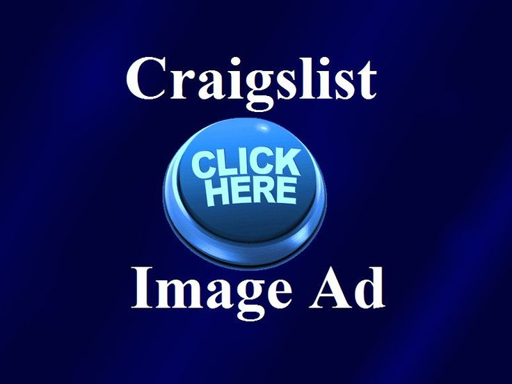 whitehatseo10: create a professional clickable Craigslist Image Ad for $5, on fiverr.com #bookmarks