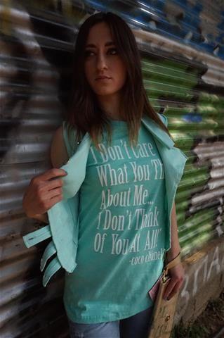 La Bella Donna - Γυναικείο T-shirt - Βεραμάν
