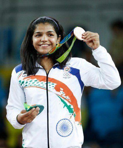 BREAKING: Wrestler Sakshi Malik Wins Indias First Medal At The Rio Olympics!