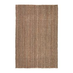 LOHALS Rug Flatwoven Natural Medium RugsDining Room