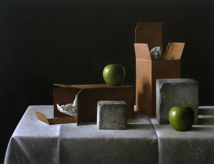 compositie: De ordening van een beeld door een kunstenaar of vormgeving.