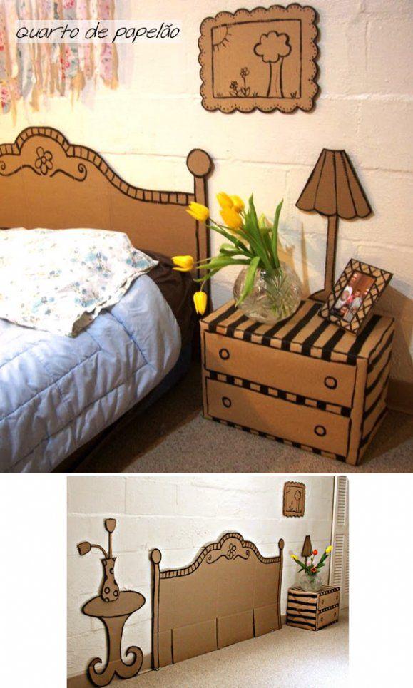 Blog - 20 Ideias para uma cabeceira de cama criativa