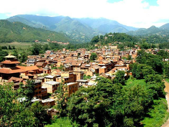 Most Attractive Places in Nepal: Tansen Palpa