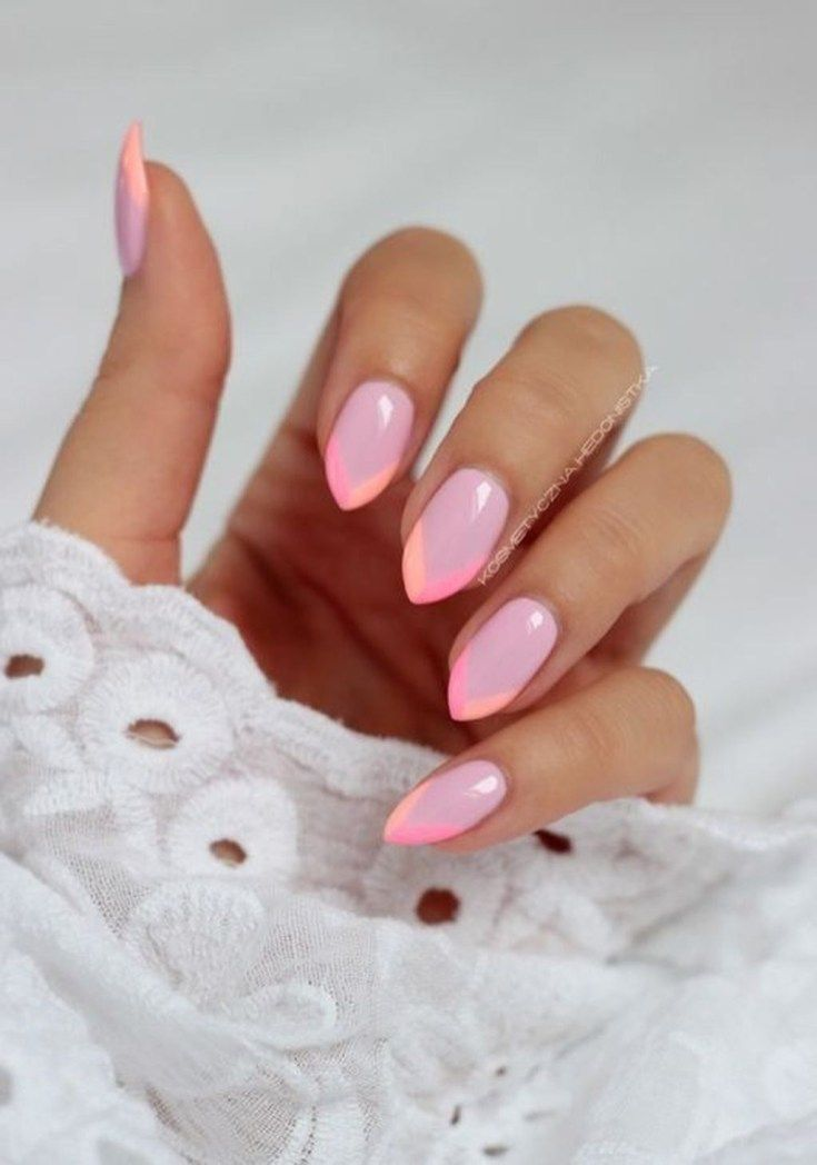 30+ Unique Summer Nail Designs For Exceptional Look –  #designs #exceptional #Nail #summer #u…