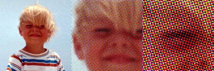 CMYK image (with halftone dots visible).