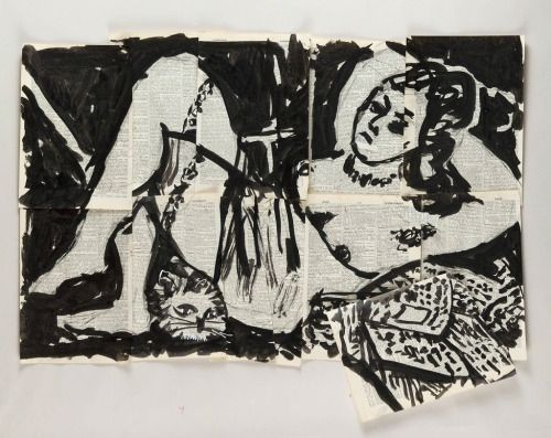 topcat77: William Kentridge post-Apartheid South African...