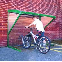 Velodome's MaxRacks vertical bicycle racks and stands that are perfect for bicycle rooms where space is less   http://velodomeshelters.com