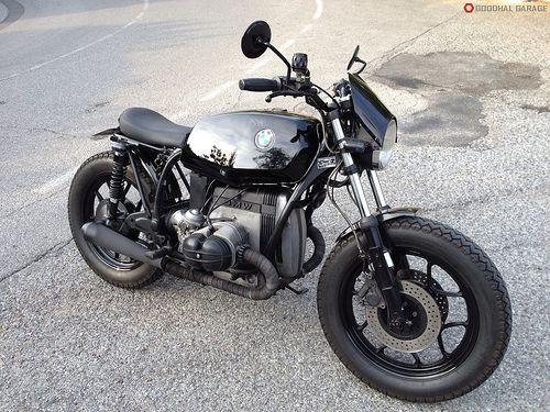 JeriKan Motorcycles #1 '86 BMW R65