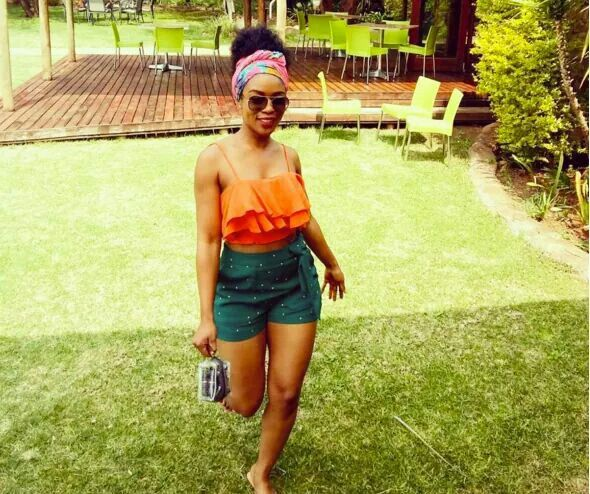 45 best images about Nomzamo Mbatha on Pinterest ...