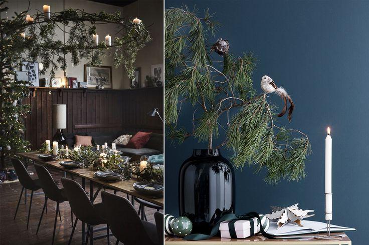 Vårt grannland har alltid legat i framkant när det kommer till inredningsinspiration och julen är inget undantag. Så här tolkar tre omtyckta danska designföretag julen 2017 – och vi älskar...