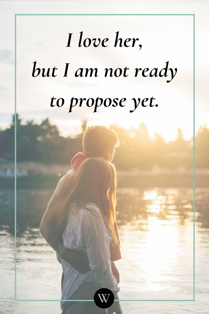 You might be a man approaching his thirties or even forties. You see all of your friends around you getting married, but you know that you don't feel ready to take the plunge into marriage yet. So how can you reassure yourself that you are making the right decision? Click to read the article!
