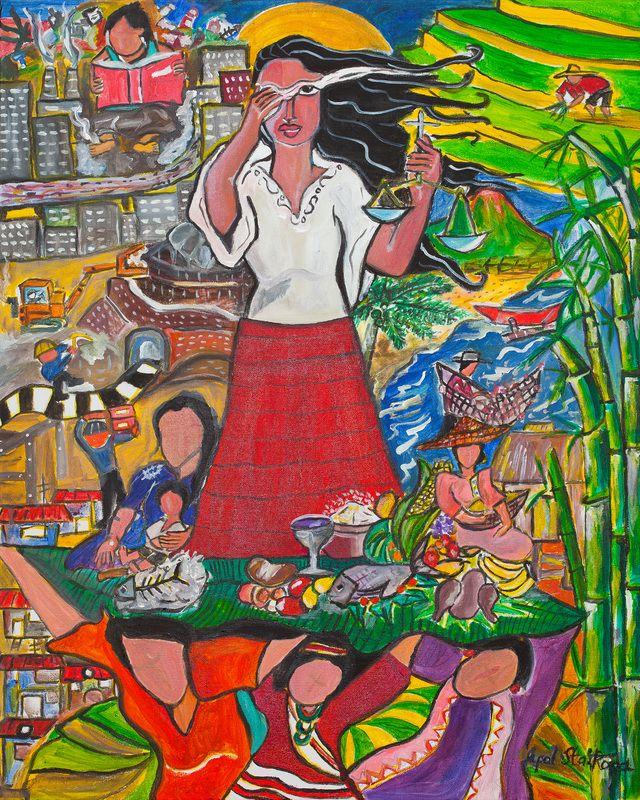 Women's World Day of Prayer artwork