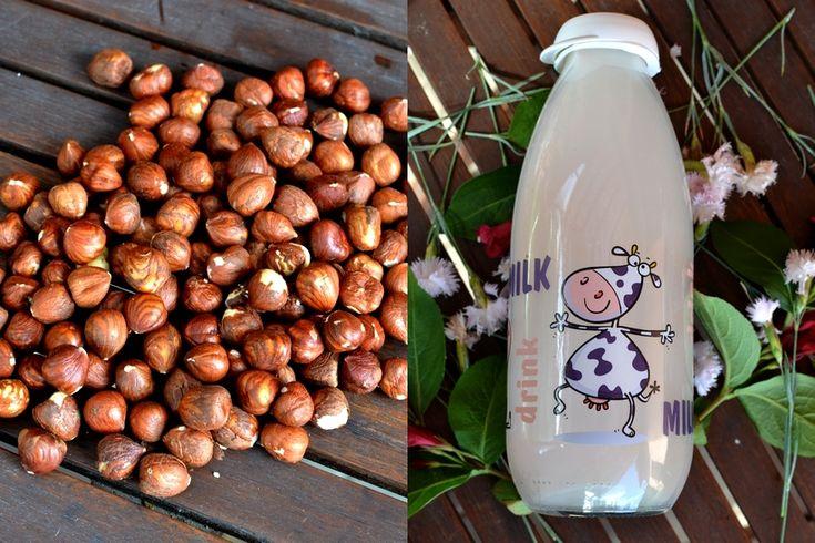 KUCHTÍME: Ořechové mléko : The life of Ceady