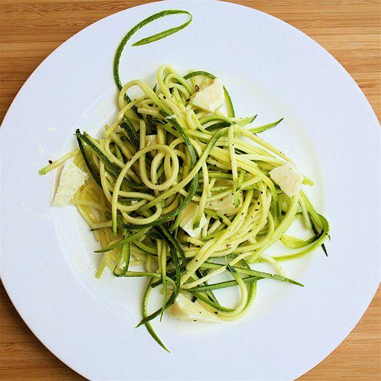 Summer Salad with Pecorino Romano cheese