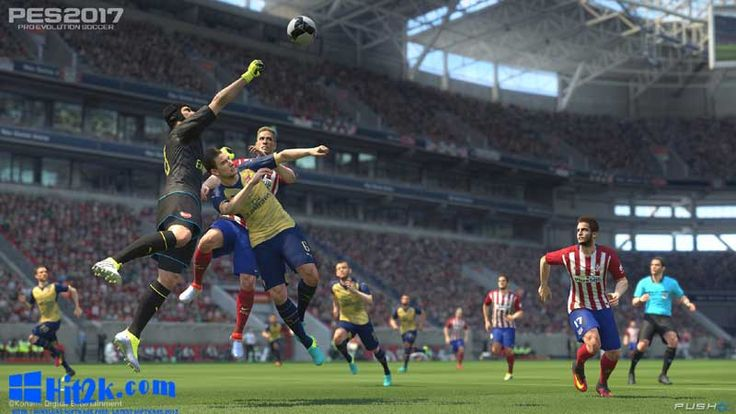 Pro Evolution Soccer 2017 Free Download, PES 2017 Crack Full working. PES 2016 can run on your computer or laptop, certainly PES 2017 can also be run.